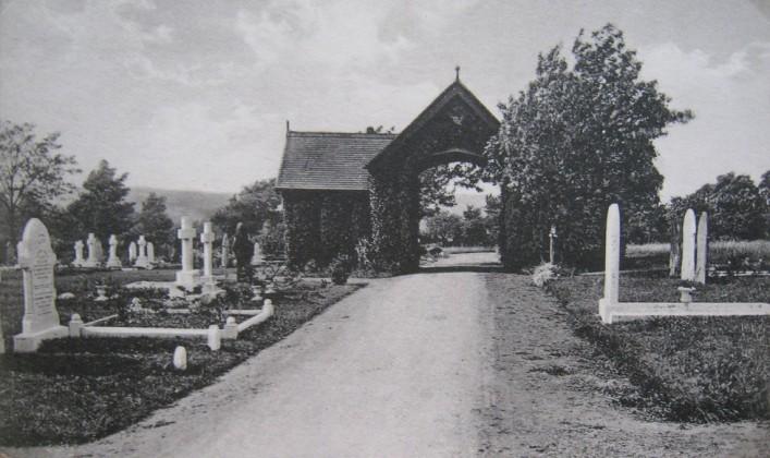 Thrapston Cemetery, Oundle Road