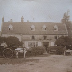 The Woolpack Inn, Islip (c 1900)