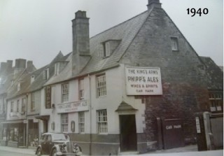 Kings Arms Inn, Thrapston (1940)