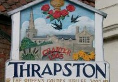About Thrapston
