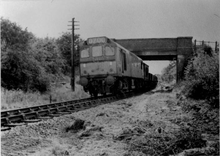 Approaching Signal Box 2 c1965