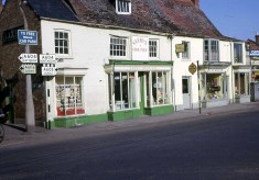 High Street, (prev. Bridge Street), Thrapston