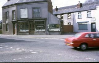 Johnson's Butcher, Cosy Nook -  Bridge Street Corner 1970