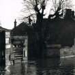 Floods, High Street 1947