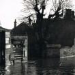 Floods, High Street 1947