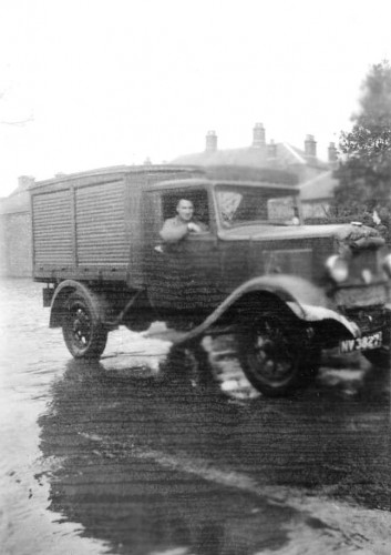 Midland Road Floods - 18th March1947