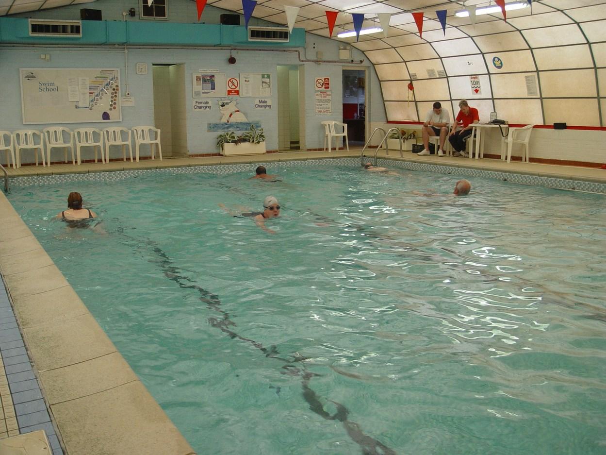Thrapston Swimming Pool Buildings Community Thrapston Heritage