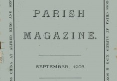Thrapston Parish Magazine