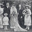 Wedding of Norah Gainer