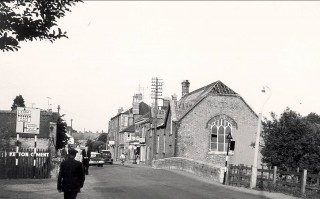 Thrapston Temperance Hall on the right