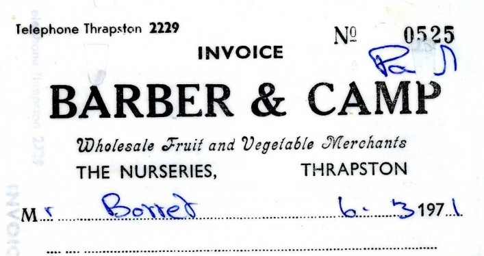 Barber & Camp, The Nurseries, 1971 | G Borrett