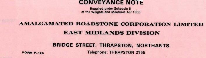 Amalgamated Roadstone Corporation Limited, Bridge Street, 1970 | G Borrett
