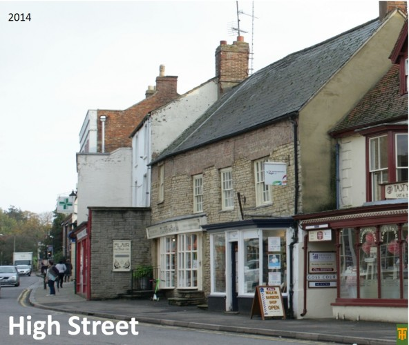 High Street, Thrapston (2) | Peter Gout