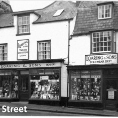 Loaring's Outfitting Shops pre WW2