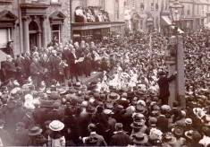 Proclamation of George V - May 1910