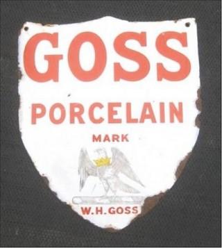 Goss Procelain