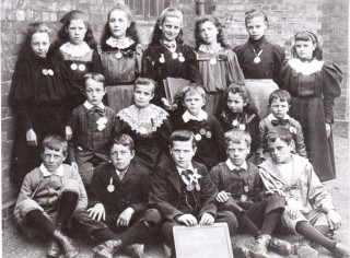 Victorian Class Group 1896
