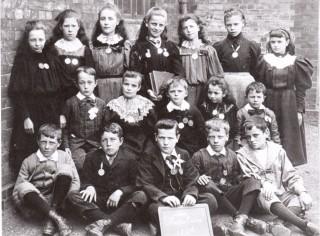 Victorian Class Group 1896