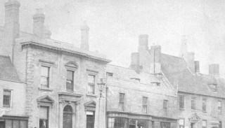 Building Line, 1890s