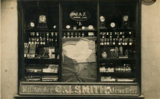 C J Curtis, Watchmaker & Jeweller
