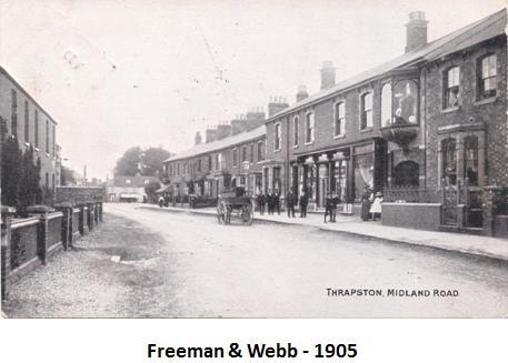 Freeman & Webb (Midland Rd)
