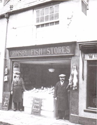 Grimsby Fish Shop