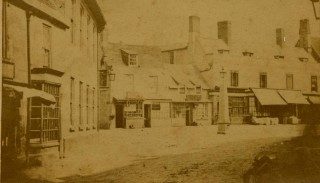 Market Place c1850s