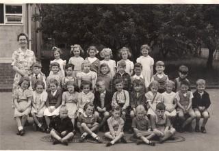 Thrapston Primary School - 1953 Intake