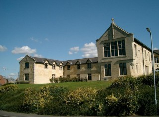 Thrapston Union Workhouse Building, Cedar Drive - (Became ENC Offices 1996)
