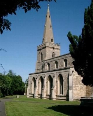 St James Church, Thrapston (2005)