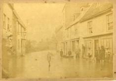 Thrapston Floods