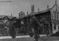 Thrapston Union Workhouse