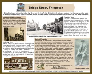 Bridge Street, Thrapston
