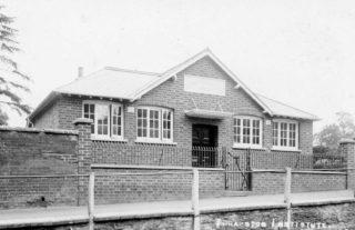Thrapston Institute c1960 | C Diamond
