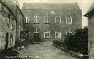 Baptist Church - Early 1900s