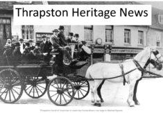 Thrapston Heritage News