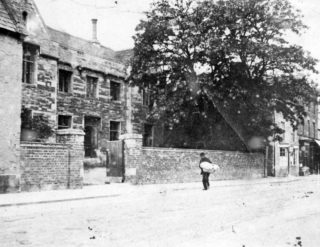 Rectory 2 -High Street, opposite Oundle Road