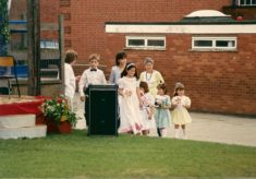 "Thrapston County Primary School ""June Rose Day"" 1988 Part 2"
